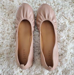 Jcrew flat shoes size 8.5